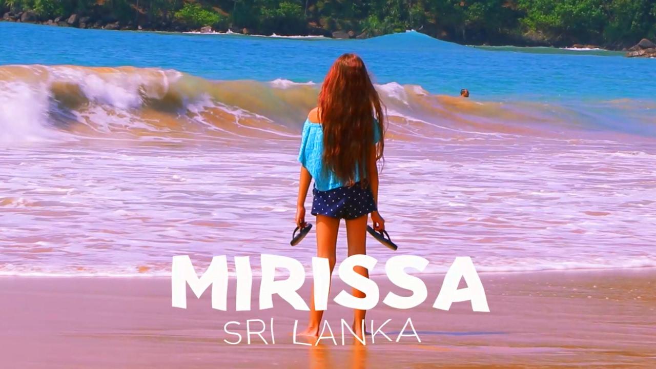 Mirissa Beach Sri Lanka Attractions