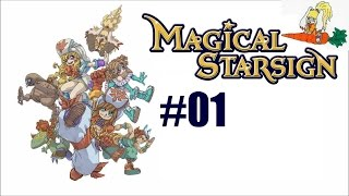 Let's play - Magical Starsign #01 (Our beloved Teacher)