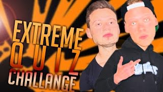 EXTREME QUIZ CHALLENGE mit Inscope2000