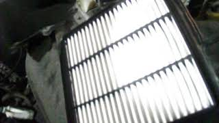 ховер 5 замена воздушного фильтра +кат№