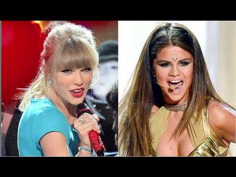 Selena Gomez Vs. Taylor Swift: Best Billboard Performance?!