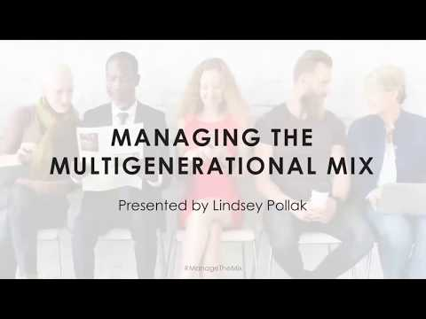 Managing the Multigenerational Mix: How to Lead Your Diverse Team To Success