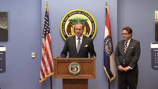Missouri Attorney General Announces Findings in Clergy Abuse Investigation