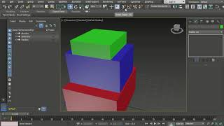 3ds Max 2019 - Snaps