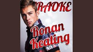 Caledonia (In the Style of Ronan Keating) (Karaoke Version)