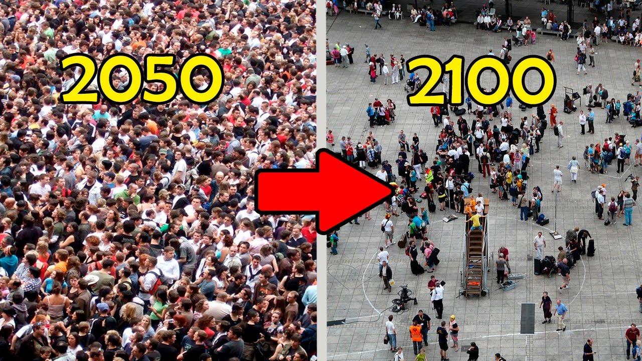Etwas Ernsthaftes Geschieht Mit Der Welt-Bevölkerung
