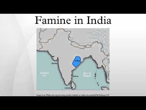 Famine in India
