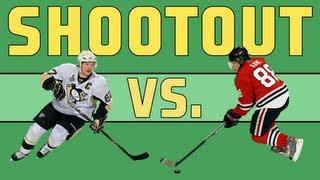 NHL 13: Shootout Challenge - Domski VS. R0tes #1