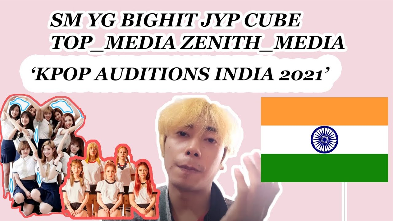 How To Apply For Kpop Auditions In India In 2021 Youtube
