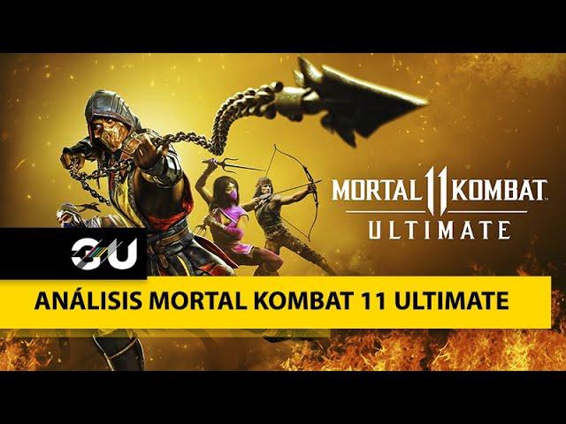 GAMEPLAY Mortal Kombat 11 Ultimate (PS5)