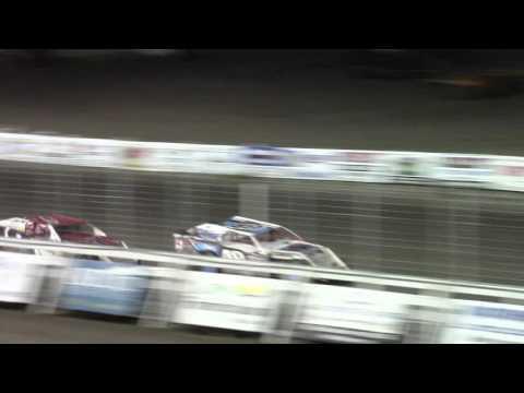 Nodak Speedway IMCA Sport Mod A-Main (8/14/16)