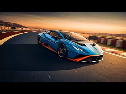 Racetrack to road: the new Lamborghini Huracán STO