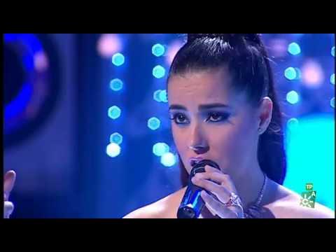 Pilar- Yo me enamore una vez- gala 16 Yo soy del sur