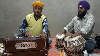जिंदगी एक किराए का घर है || madhav solera || bhajan 2020 || harmonium and tabla