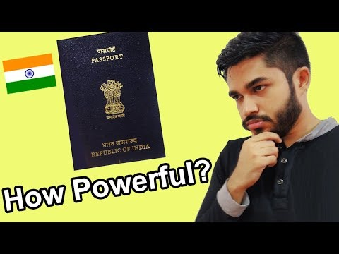 These countries have the MOST POWERFUL Passports