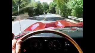 1966 Jaguar XKE Test Drive in Sonoma California