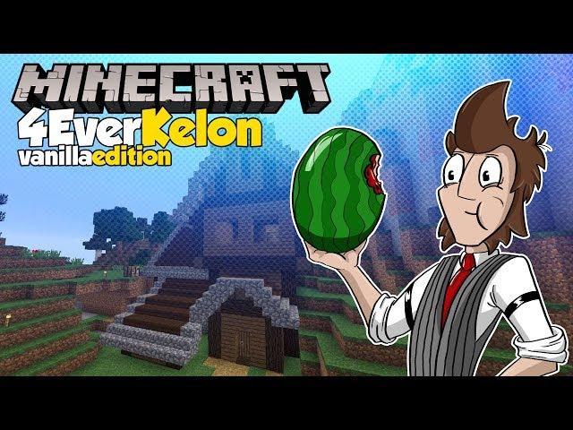 Minecraft: 4ekve ?1 - Stavba prvého domu