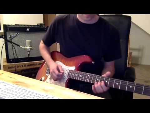 B.B. King - Blues Boys Tune - Guitar Cover - Craig Beck Guitar Studio - Santa Clarita, CA