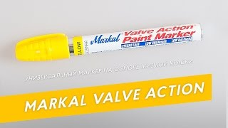 Обзор маркеров Valve Action Paint Marker