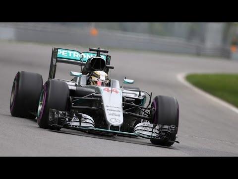 Formula 1 F1 Grand Prix Canada 2016  | Qualifying Q1 Complete |