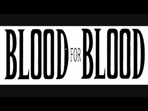 Blood For Blood White Trash Anthem (Lyrics)