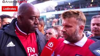 Arsenal 3-0 Bournemouth  