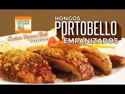 Hongos Portobello - Cocina Vegan Fácil (Reeditado)