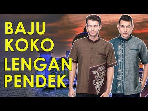 Baju Koko Lengan Pendek | Model Terbaru Koko Lengan Pendek