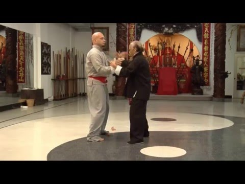 Grand Master Nam Anh   - Chi Sao - 3 Flowers Test