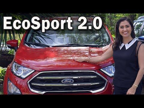 Novo Ford EcoSport 2.0 Titanium 2018
