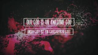 HILLSONG - Awesome God (Lyric Video german subbed)