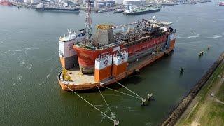 Самые большие современные корабли в мире