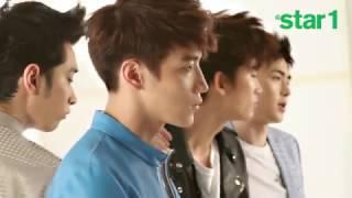 앳스타일(@star1) 2013년 6월호 2PM 화보 …
