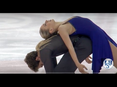 2016 ISU Junior Grand Prix - Dresden - Free Dance - Rachel P