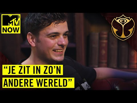 MARTIN GARRIX NIET OP MAIN STAGE? | MTV NOW SPECIAL: Tomorrowland 1/2