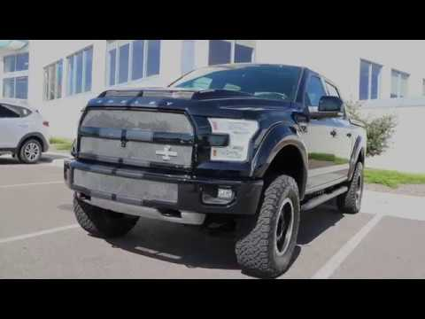 Planet Automotive 2017 Ford F 150 Lariat Shelby 281190a