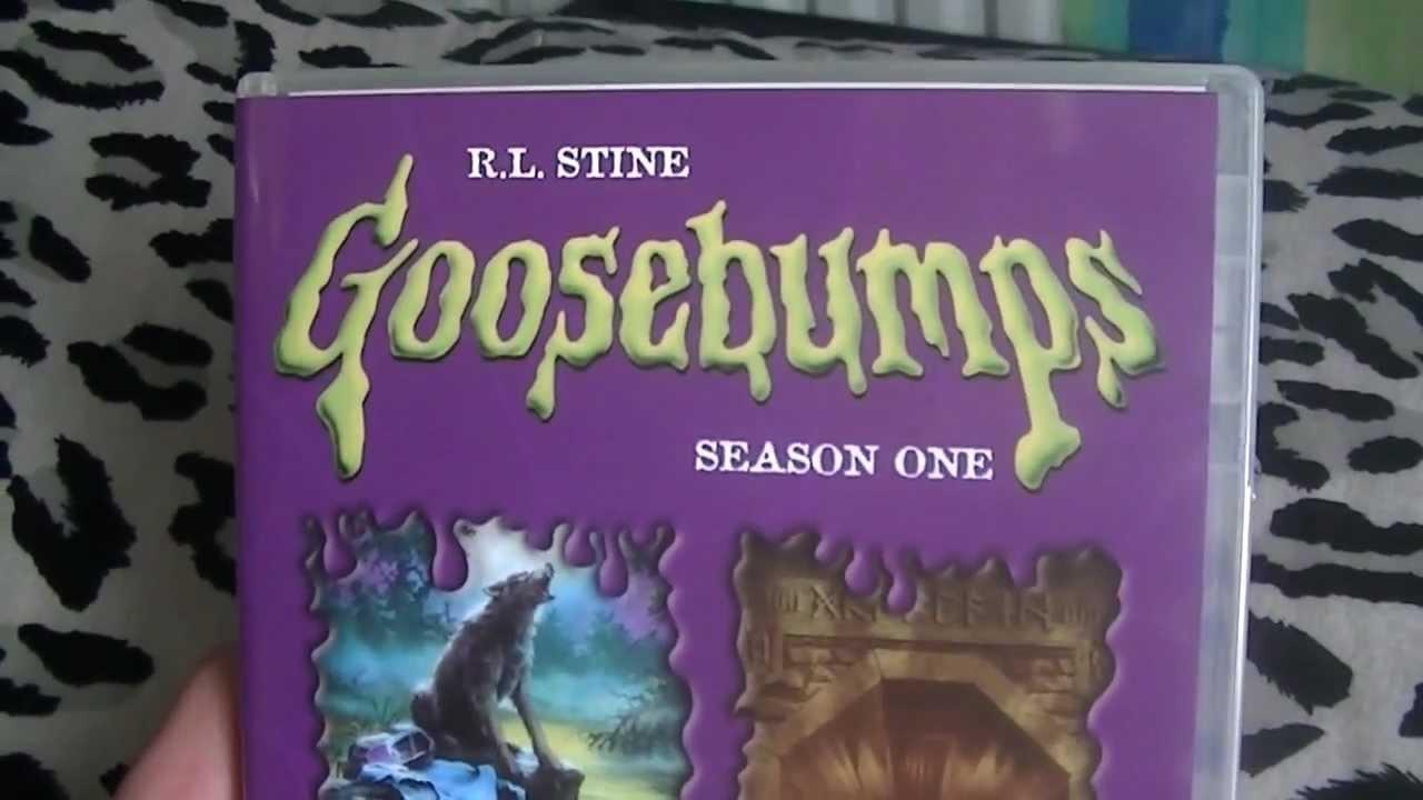Goosebumps Season One DVD Review