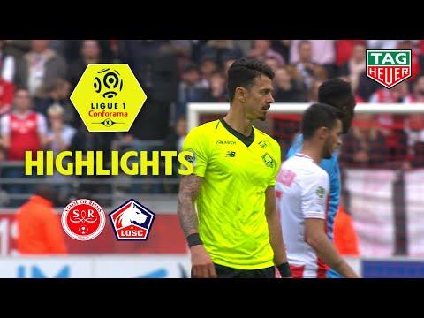Stade De Reims - LOSC ( 1-1 ) - Highlights - (REIMS - LOSC) / 2018-19