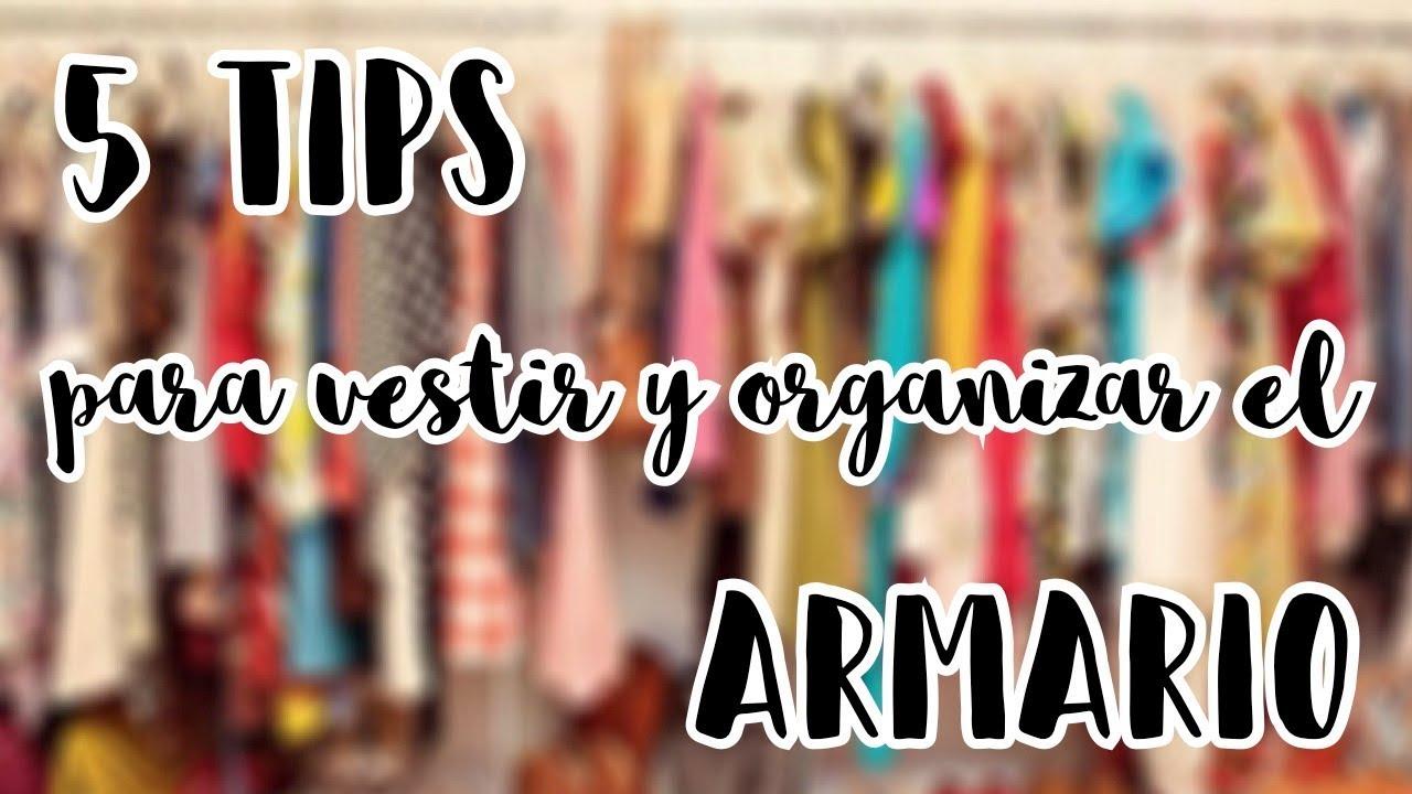 tips para vestir y organizar el armario christine hug