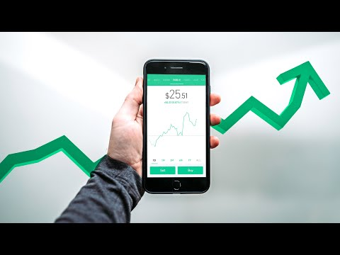 Robinhood Tutorial (FREE STOCK INSIDE)