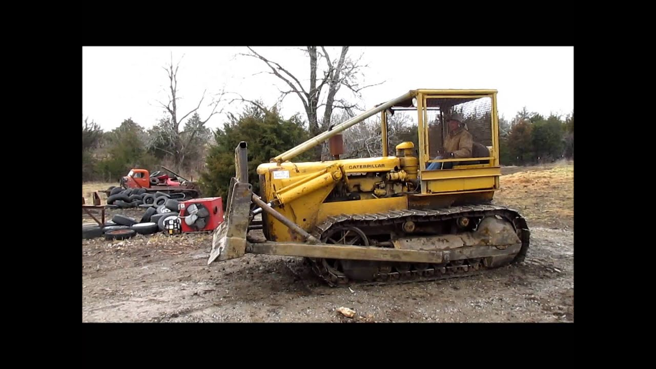 1951 Caterpillar D6 dozer for sale | sold at auction March 14, 2013