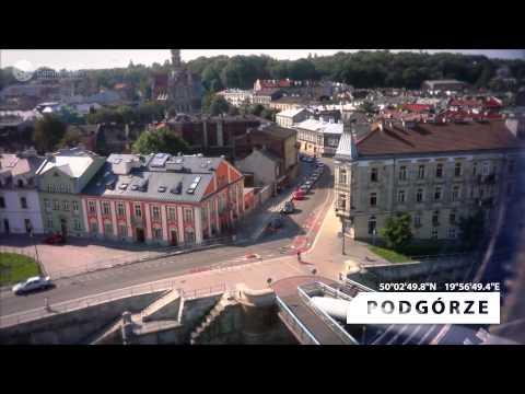 Spot prezentujący miasto Kraków i region Małopolska jako atrakcyjne lokacje filmowe