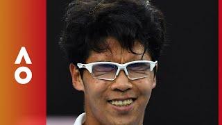 Hyeon Chung upsets Novak Djokovic | Australian Open 2018