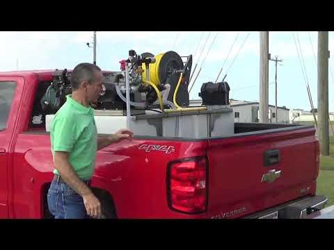 GNC Industries Inc., Introduces The 4-Season Sprayer
