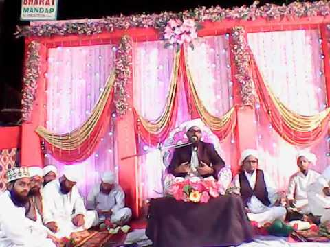 Sunni dawate islami sunni Ijtema qari rizwan sahab qibla SDI bhiwandi 29.11.2015