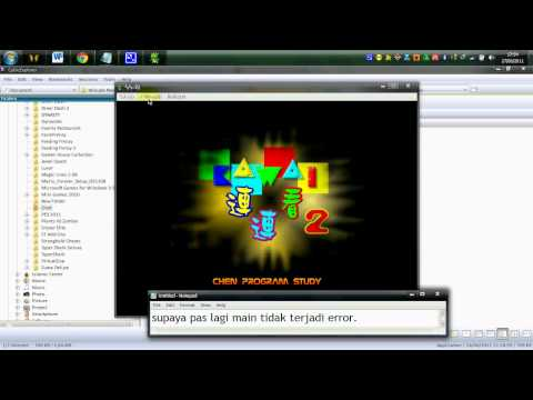 Tutorial Memainkan Game Onet di Windows 7.avi