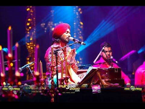 Jin Ke Chole Ratde Pyare | Gurbani Shabad | Satinder Sartaaj
