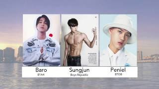F**K MARRY KILL KPOP GAME PT2 (long edition, male idols)