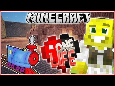 The One Life Express! | Minecraft One Life | Ep.19