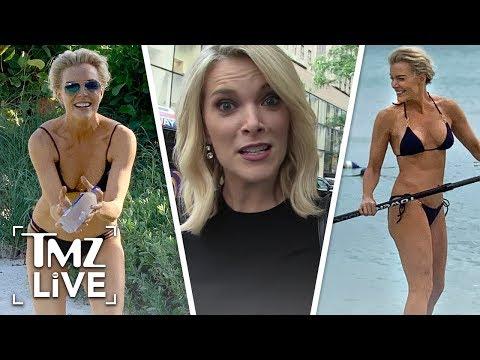 Dickerman - Megyn Kelly Rocks A Bikini